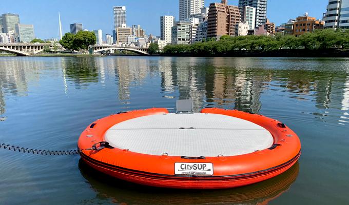 丸形サップボート